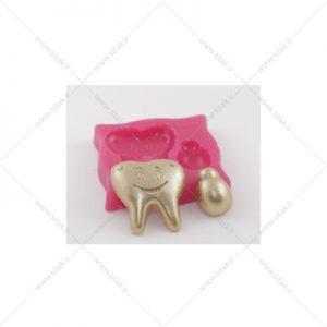 قالب فوندانت دندان کفشدوزک