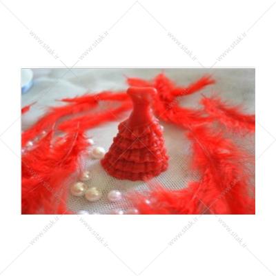 قالب فوندانت لباس عروس