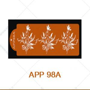 استنسیل کد APP 98A