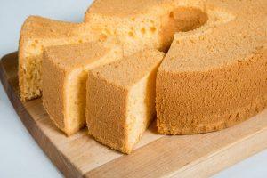کیک شیفون