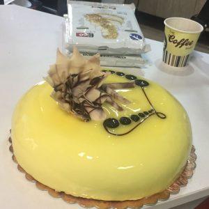آموزش کیک سازی