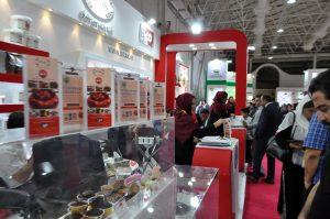 هجدهمین نمایشگاه بین المللی شیرینی و شکلات تهران