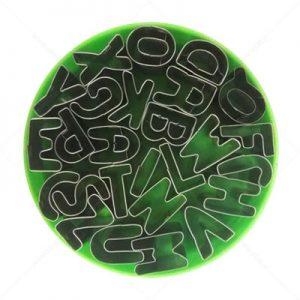 کاتر حروف فلزی