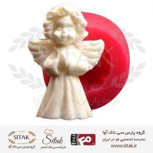 مولد فوندانت فرشته ایستاده